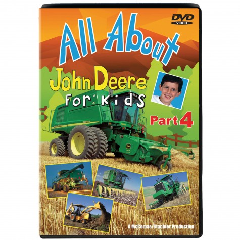 All About John Deere DVD Part 4 | QC Supply