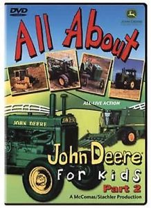 ... DVDs & Blu-ray Discs > See more All About John Deere for Kids Part 2