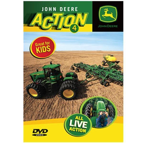 John Deere Action Part 4 DVD | tractors | Pinterest