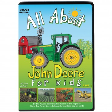 All About John Deere DVD Part 1 | QC Supply