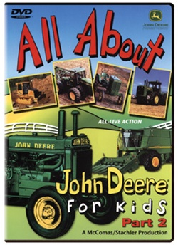 All About John Deere For Kids DVD Part 2 LP14066