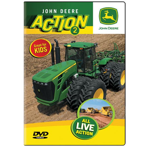 John Deere Action, Part 2, Live-Action DVD - TMBJDACTION2