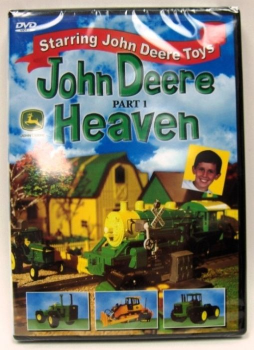 John Deere Heaven Part 1 DVD Video | Kids Books & DVDs | Pinterest ...