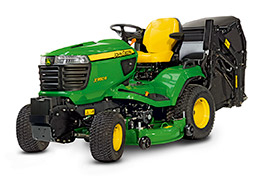 New John Deere lawn tractor makes its debut at SALTEX 2013