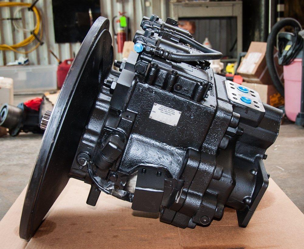 JOHN DEERE 450C LC / 450CLC EXCAVATOR MAIN HYDRAULIC PUMP ...