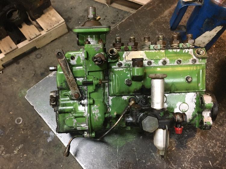 AR60370 - John Deere 4430 Injection Pump | Bootheel ...