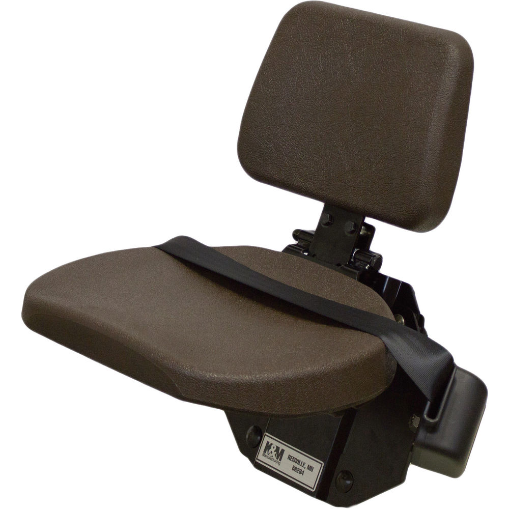 K & M Buddy Seat - For John Deere 6000 and 7000 Series ...