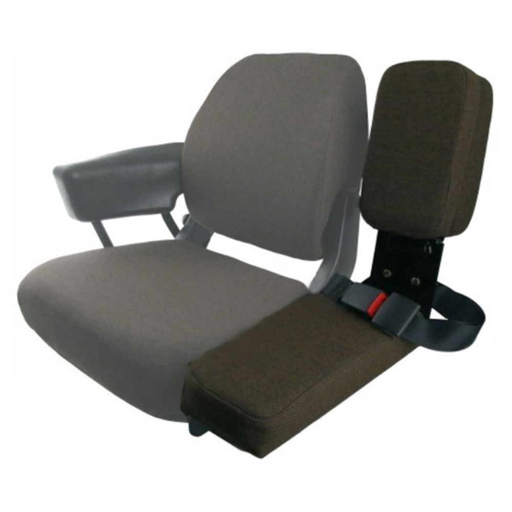 New Dark Brown Side Kick Buddy Seat For John Deere Tractor ...