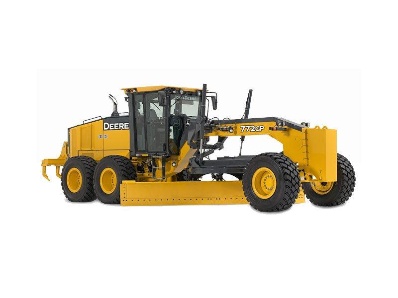 John Deere Motor Grader 772G/GP » Stribling Equipment, LLC