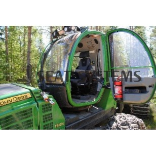 Be-Ge 3000 Forestry & Construction Heavy Duty Air Seat