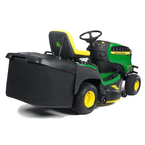 John Deere X155R Lawn Tractor