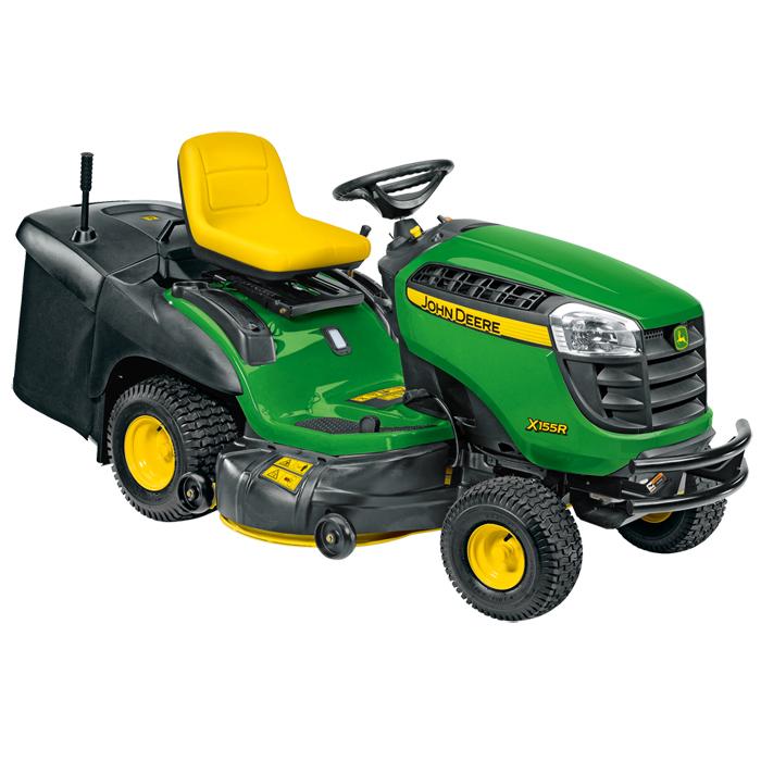 John Deere X155R ride on tractor John Deere X 155 R lawn ...