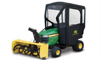 John Deere 100 Series Tractors Riding Mower Attachments ...