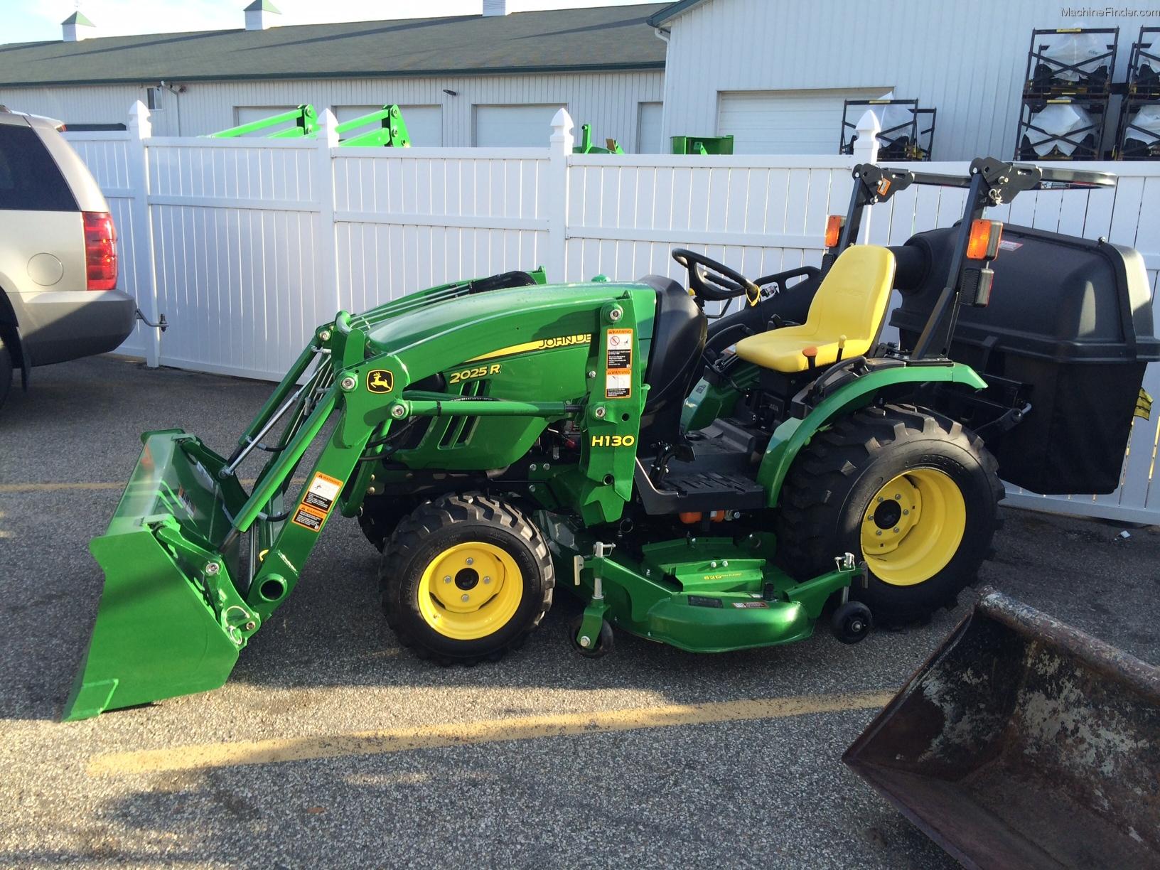 2013 John Deere 2025R Tractors - Compact (1-40hp.) - John ...