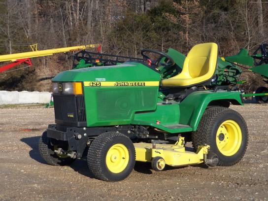 2000 John Deere 425 Lawn & Garden and Commercial Mowing ...