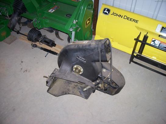 2001 John Deere POWER FLOW BAGGER Lawn & Garden and ...