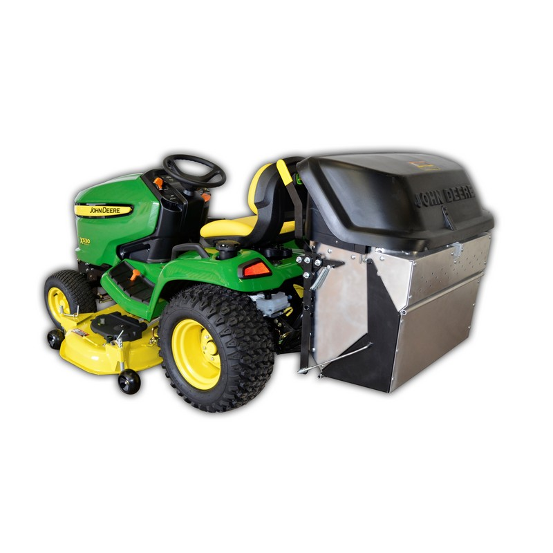 John Deere X500/X700 Bagger Quick Dump