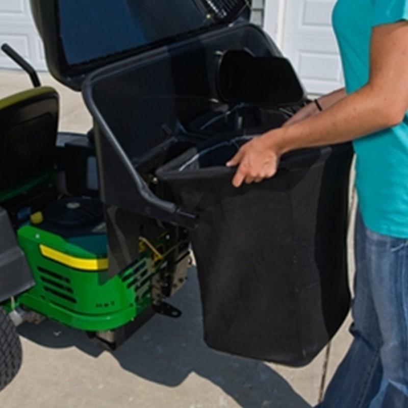 John Deere Z255 Bagger | Mutton Power Fort Wayne Indiana