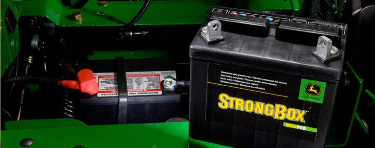 John Deere Equipment Batteries | John Deere US