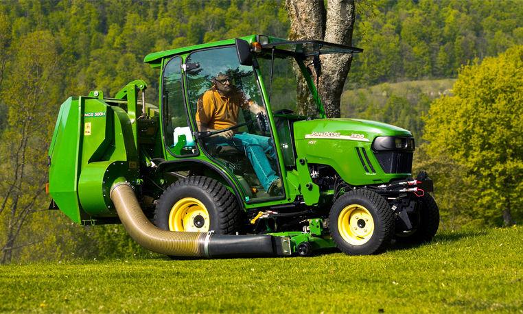 2 Series | Compact Utility Tractors | John Deere GB