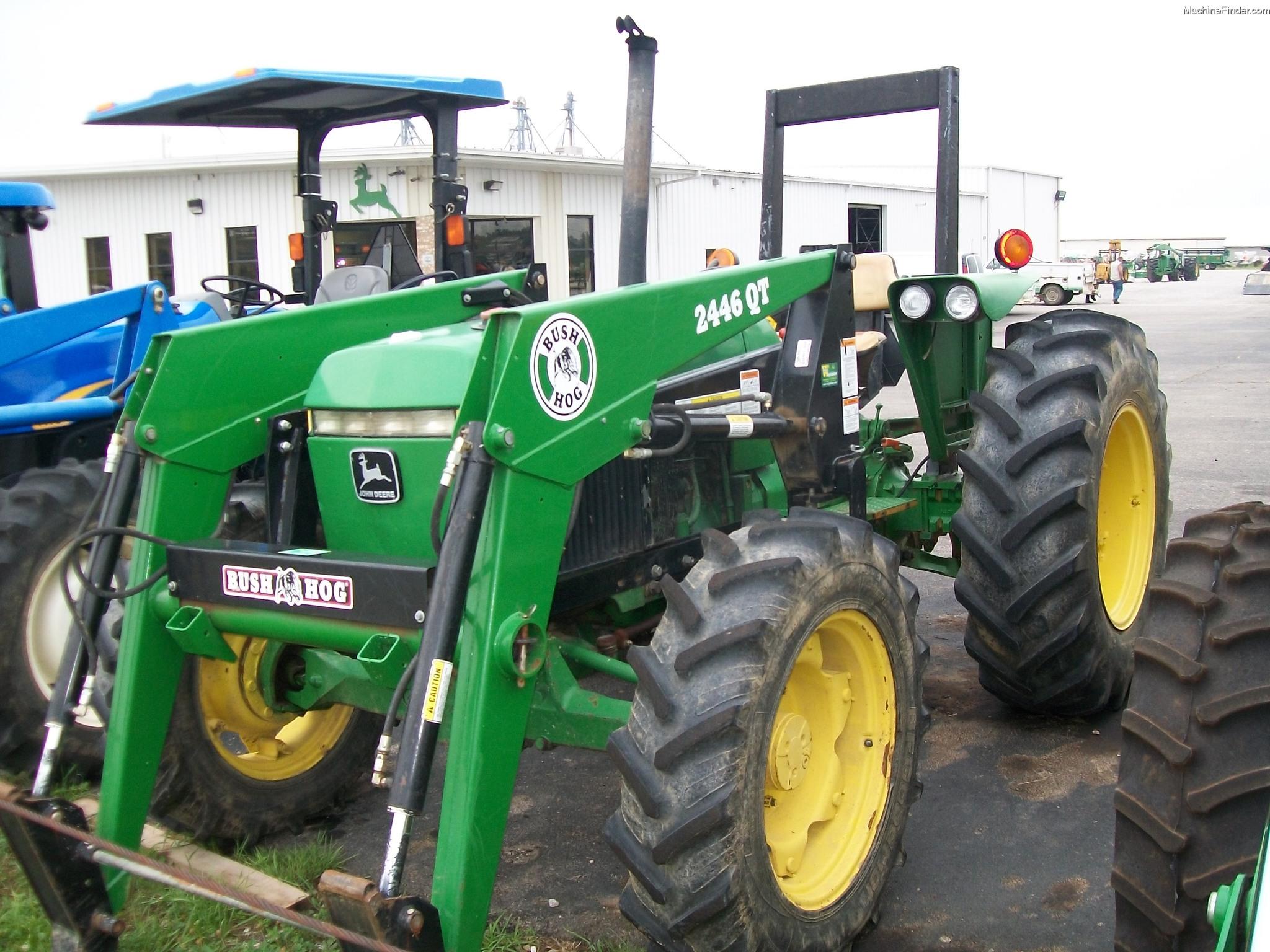 1989 John Deere 2155 Tractors - Utility (40-100hp) - John Deere MachineFinder