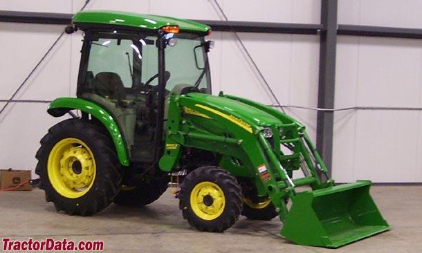 TractorData.com John Deere 3320 tractor photos information