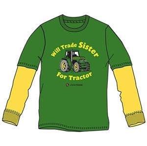 ... Long Sleeve John Deere Shirt