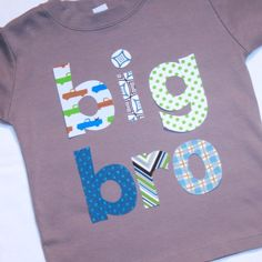 shirt big bro t shirt in sizes by thepolkadottotspot bro t shirt shirt ...