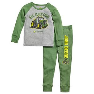 John-Deere-Green-Toddler-Long-Sleeve-Pajamas-Eat-Sleep-Farm-Graphic ...