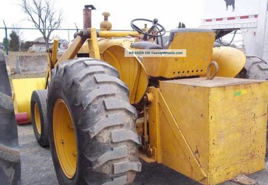 Case 580 Construction King Front End Loader Tractors photo