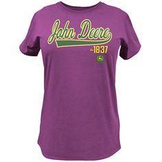 ... Inc | John Deere | Pinterest | Ladies Shirts, John Deere and Lady