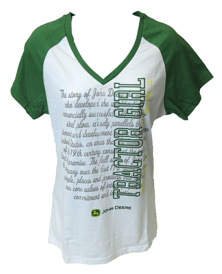 1000+ images about Women John Deere Clothing on Pinterest