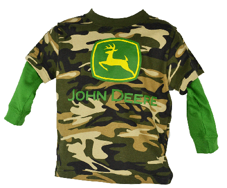 > John Deere > John Deere Clothing > John Deere Kids Clothing > John ...