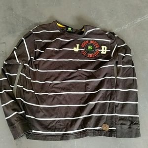 50% off John Deere Tops - M Black Glitter Logo John Deere T-shirt from ...