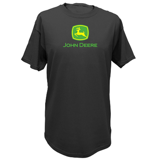 ... Mens Clothing > Mens Shirts > Mens Tee with Classic John Deere Logo