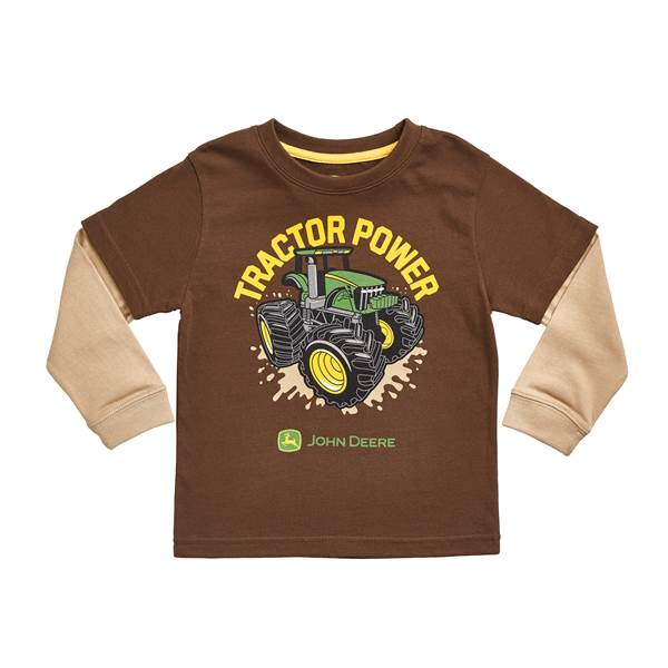 Toddler Boys' Tractor Power T-Shirt