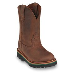 John Deere Children's Classic Gaucho Pull-On Boot More