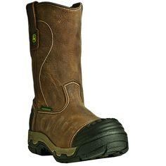 ... Leather $139 | John Deere | Pinterest | John Deere, Boots and Brown