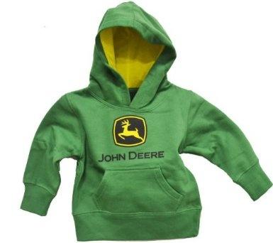 John Deere Infant Pullover Sweatshirt Kelly Green