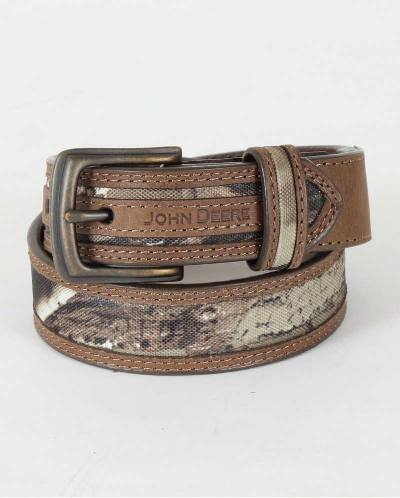 ... > Kids > Accessories > John Deere® Realtree® Boys' Camouflage Belt