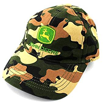 Amazon.com: John Deere Toddler Youth Baseball Cap Hat: Clothing