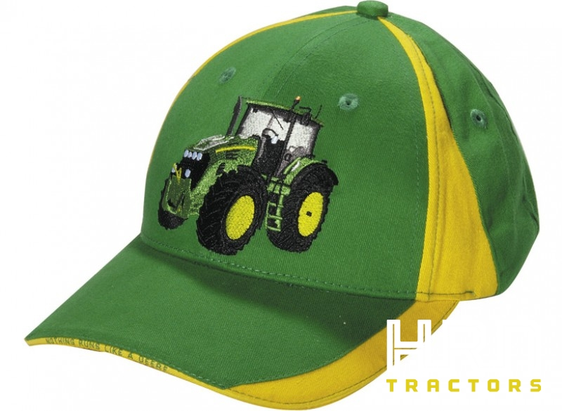 ... › Hats & Accessories › John Deere Children's Tractor Cap