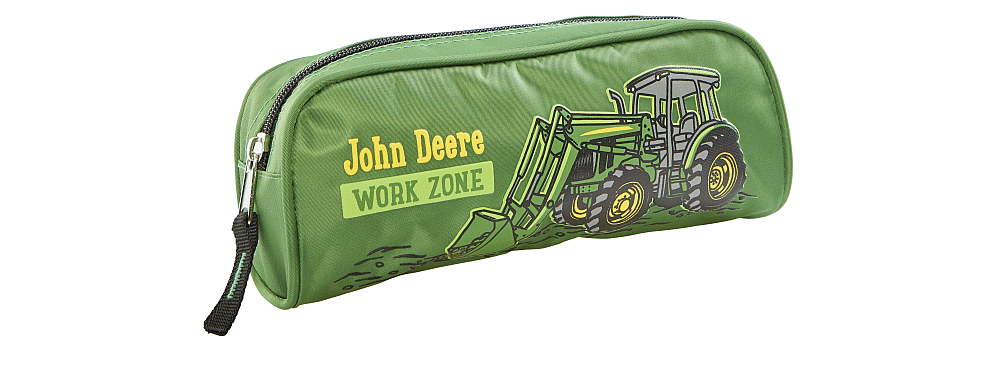 ... Backpacks and Accessories > John Deere Work Zone Tractor Pencil Case