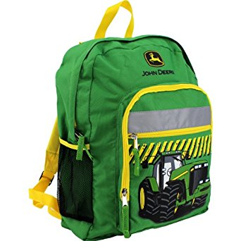 Amazon.com: John Deere Green 16 inch Backpack: Clothing