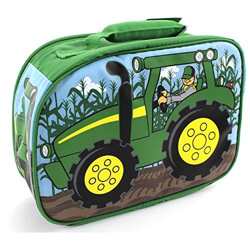 John Deere Tractor Hidden Pictures Soft Lunch Box | eBay