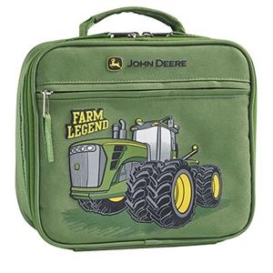 John Deere Green Farm Legend Lunch Box | WeGotGreen.com