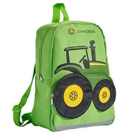 John Deere Backpacks, Bags and Lunch Boxes on Pinterest | John deere ...