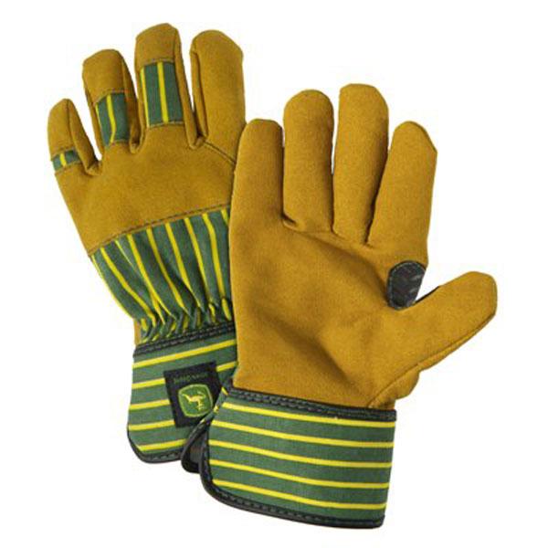 ... John Deere Work Gloves > John Deere Youth Everyday Work Glove