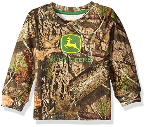 John Deere Boys' Ls Trademark Sale: R50 Off Your First ...