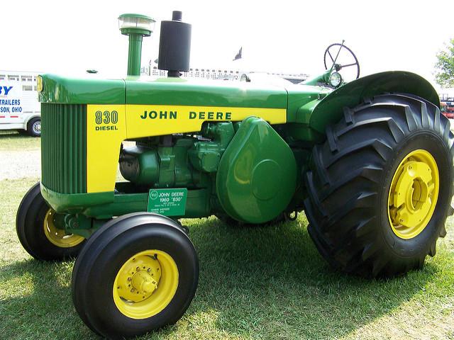 John Deere JD Model B tractor for sale